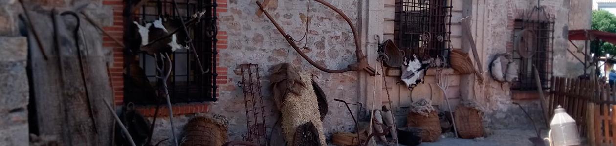 instrumentos de labranza medieval