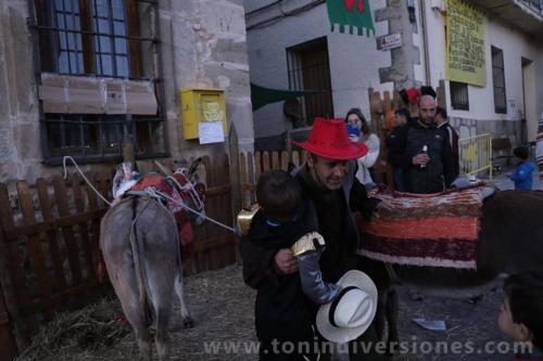 Granja móvil - Espectáculos Medievales